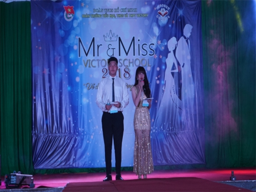 MR AND MISS VICTORY SCHOOL 2018
